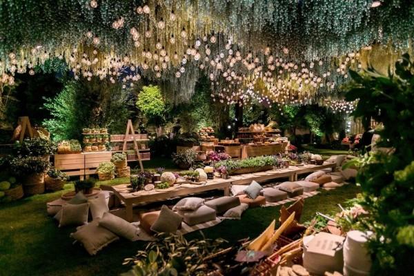 Alison's Backyard Party