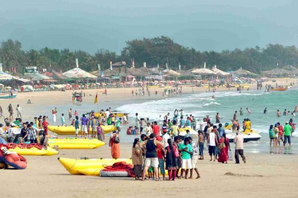 Goa Swingers Holiday